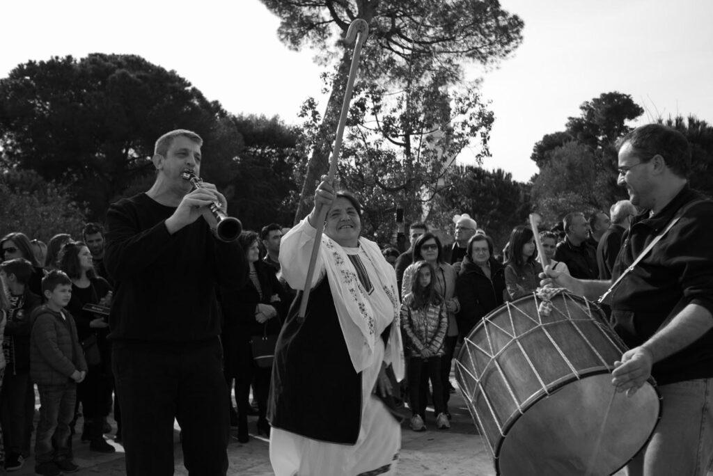 Καρναβάλι Μεσσήνης - Βάμαινα